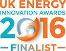 UK Energy Innovation Awards 2016 Finalist