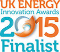 UK Energy Innovation Awards 2015 Finalist