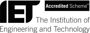 The Institution of Engineering and Technology accredited scheme