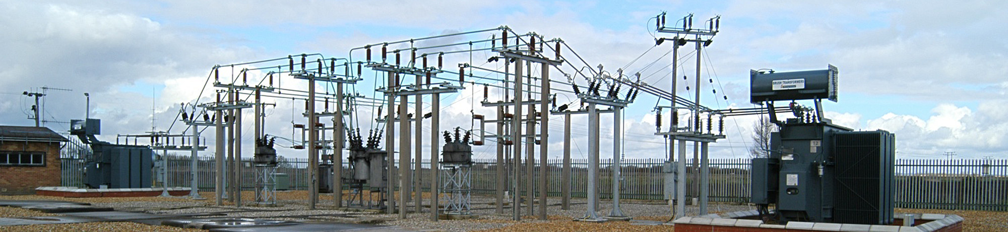 Transformer and switchgear replacement